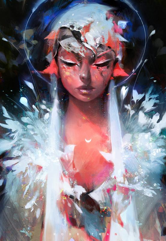 Another of Nima by Ross Tran