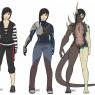 Censored main reference for Hikari.